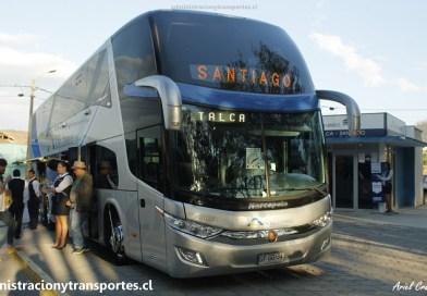 Fotos de interior Buses Altas Cumbres: Marcopolo G7 / Volvo
