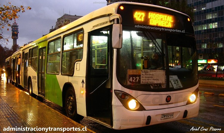 427 Transantiago ZN5302