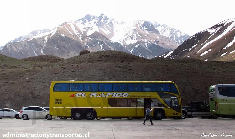 Cordillera de los Andes Paso Los Libertadores Chile, Argentina