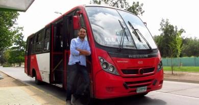 C16 Transantiago Redbus Urbano