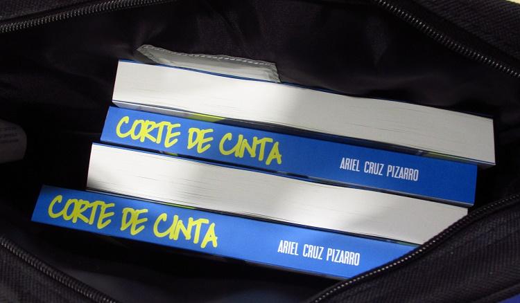 corte de cinta - libros