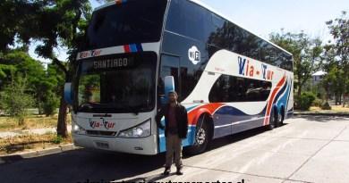 Bus 82 Via Tur y Ariel Cruz, administracionytransportes.cl