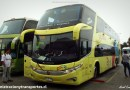 Viaje en Buses Romani (Semi Cama) desde La Serena a Santiago