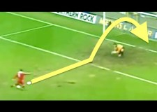 Top 10 Funny Goals in Football History