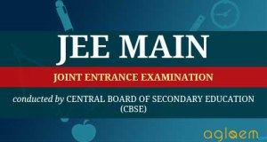 JEE Main 2014   Joint Entrance Examination (Main) in jee main btech be barch  Category