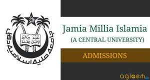 JMI Admission 2014   Jamia Millia University Delhi in jmi university  Category