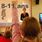 récits d'expériences - Sensibilisation des CM1-CM2, St Genis Laval