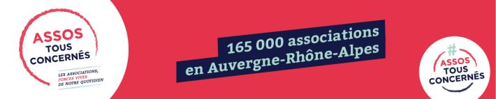 Assos tous concernés 165 000 asso