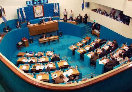 Legislatura!