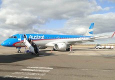 Avión Austral - Aerolíneas Argentinas