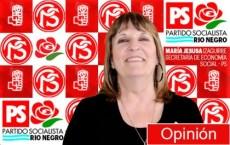 Mara Izaguirre, socialismo op