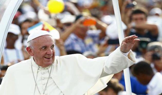 Esta es la agenda completa de la visita del Papa Francisco a México (10:15 h)