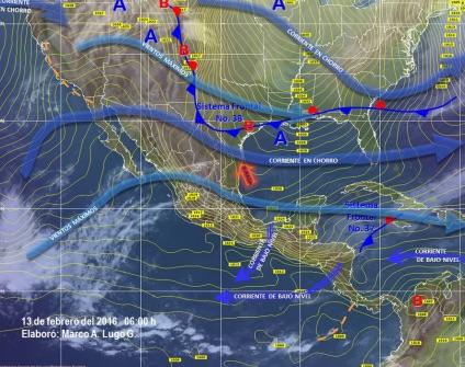 Prevalecerá ambiente frío en Oaxaca para este sábado (10:40 h)
