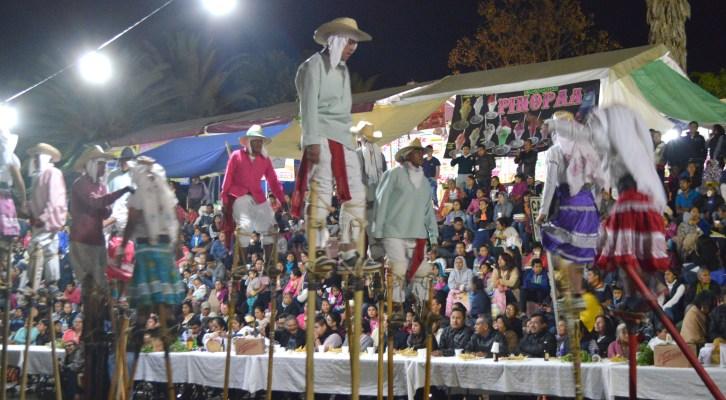 Alegría y tradición, presentes en el Carnaval de Zaachila(20:20 h)