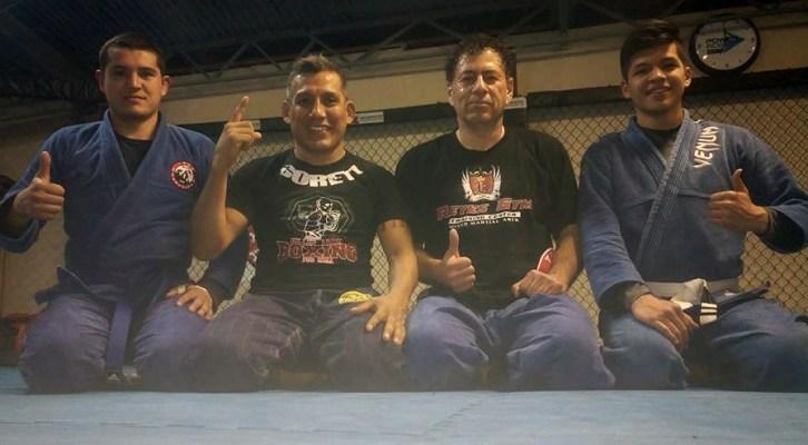 El maestro oaxaqueño César Osorio brindó capacitación de Jiu Jitsu en Tijuana (16:21 h)