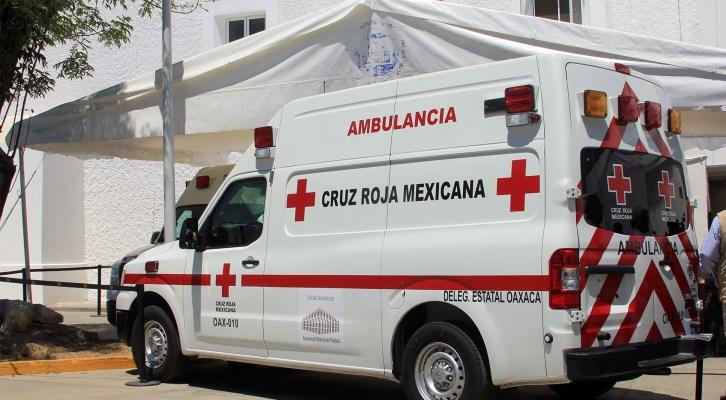 Aclara Cruz Roja su actuación en Tuxtepec (19:44 h)