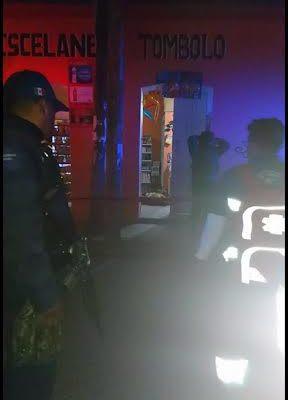 Brutal asesinato en Tlaxiaco (22:51 h)