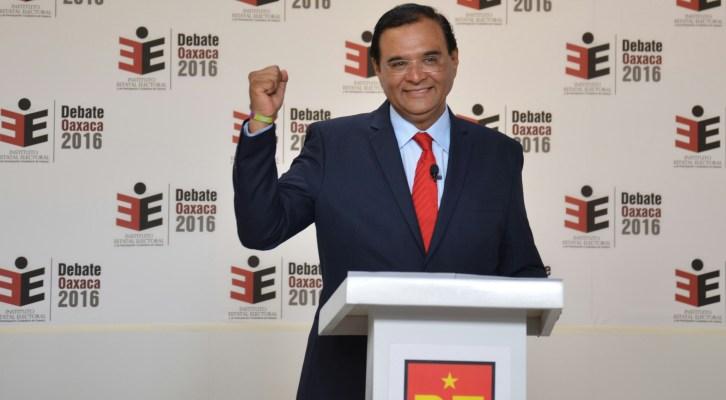 Gana debate Oaxaca, con propuestas de Benjamín Robles (29: 56 h)