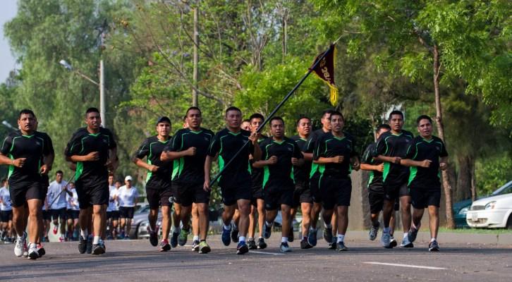 """Con encuentro deportivo, 28 Zona Militar conmemorael """"Día Mundial Sin Tabaco"""" (17:30 h)"""