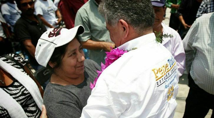 ¡Sólo la Coalición CREO puede ganar la elección en Oaxaca!: Pepe Toño Estefan (20:25 h)