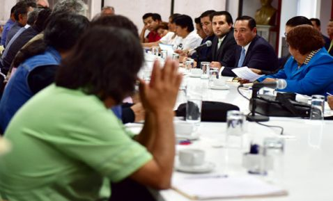 Senadores del caso Nochixtlán se reunirán hoy con Osorio Chong (08:29 h)