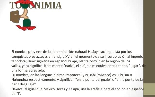 Este es el origen del nombre de cada estado de México (15:00 h)