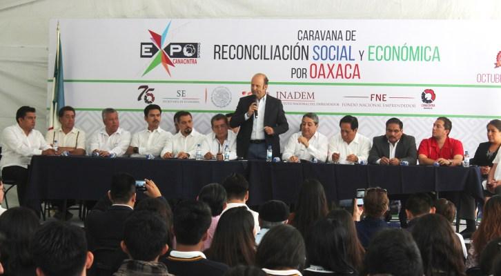 Gobierno capitalino y cámaras empresariales unen  esfuerzos por la reactivación económica en la ciudad (21:00 h)