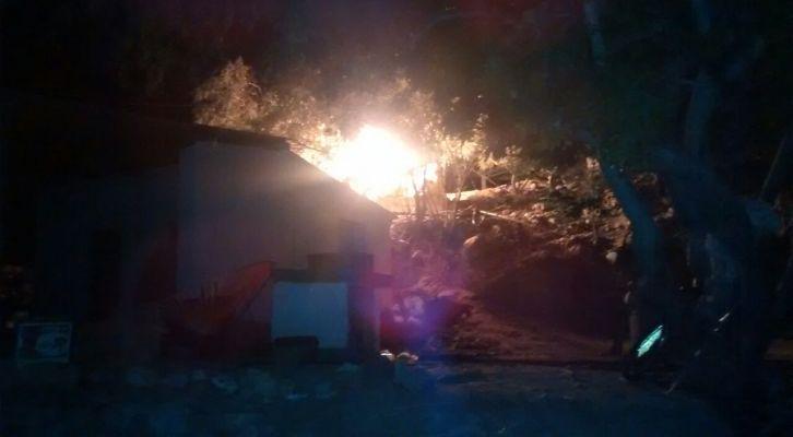 varios lesionados por explosión de un tanque estacionario en Jalapa del Marqués (23:55 h)