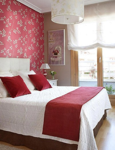 Bedroom wallpaper ideas – Adorable Home