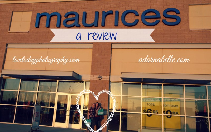 5 Things I Love About Maurices