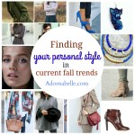 Find Your Style in the latest Autumn Fashion Trends