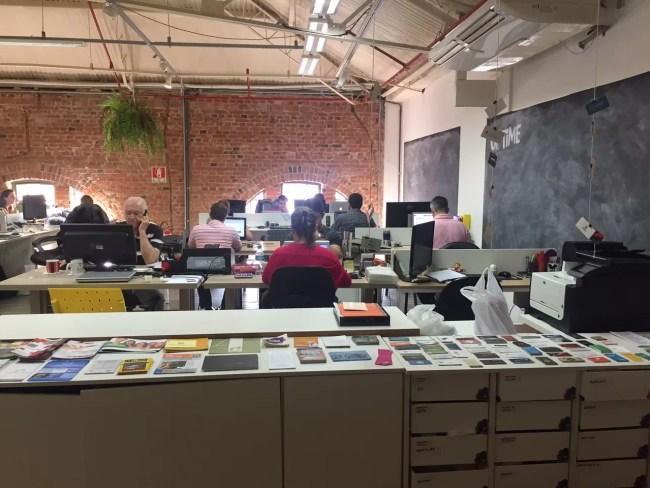 Adoro Home Office - Nós