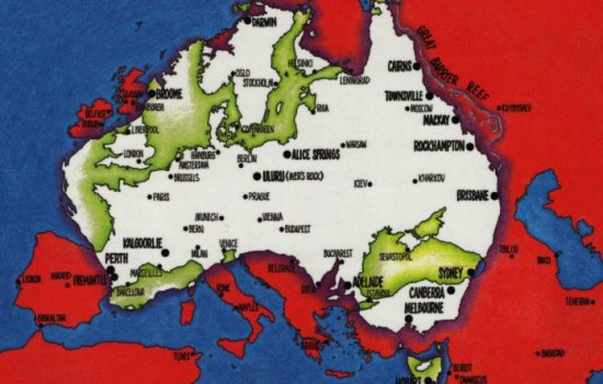 australia-europe
