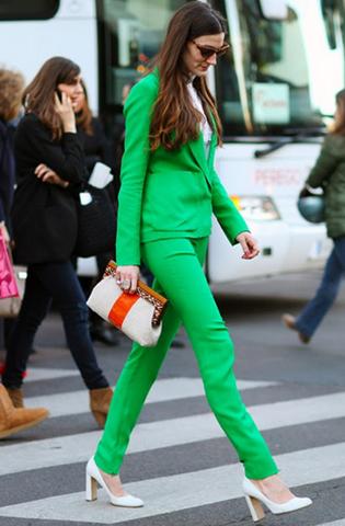 verde, green