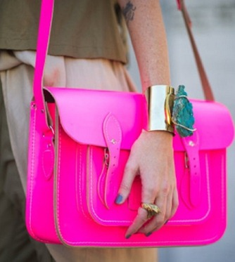 Pink, streetstyle