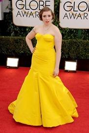 Golden Globes 2014, plus size