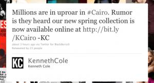 kenneth-cole tweet