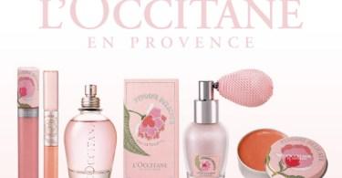L'Occitane - linha Pivoine Delicate