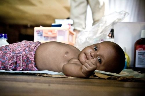 bloggers for birth kits baby papua new guinea