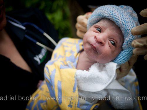 Bokoro's baby girl, Biro.