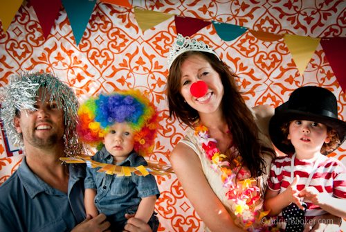 Judah's First Birthday Circus Party-7