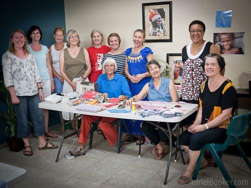 Days For Girls Sew-A-Thon - Adriel Booker - Women Empowering Women-15