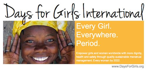 Days for Girls - Every Girl. Everywhere. Period.