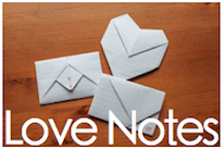 Love Notes - a monthly-ish newsletter by Adriel Booker