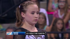 2015 Secret US Classic: Kocian on Uneven Bars
