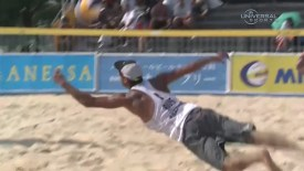 2015 Beach Volleyball World Tour: Yokohama: Men's Top Scores