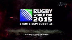 2015 Rugby World Cup: Promo 2