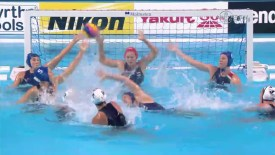 2015 FINA World Championship: Women's Water Polo USA vs Hungary