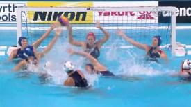 2015 FINA World Championship: Women's Water Polo USA vs Hungary