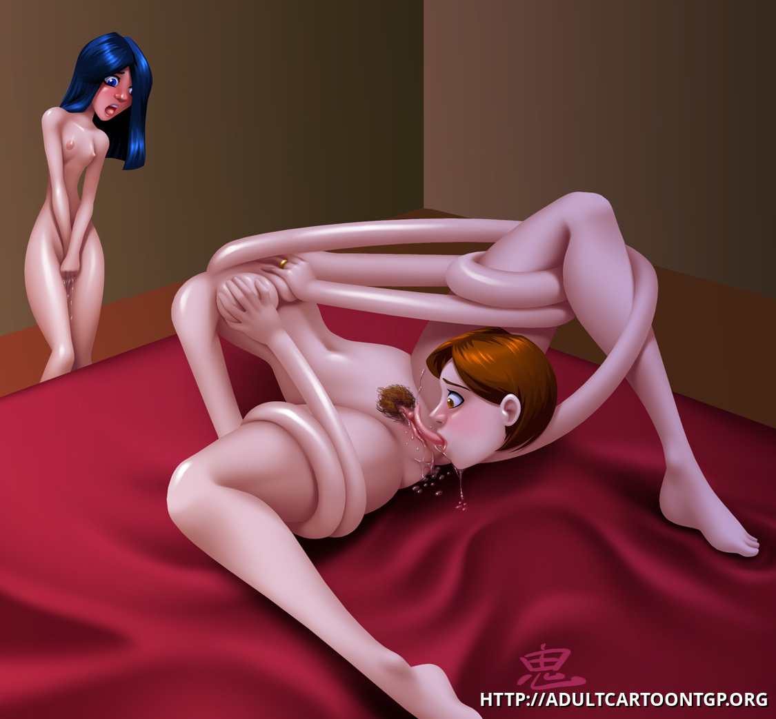 Will not Violet parr nude videos and images phrase